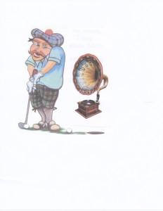 gramophone-putter