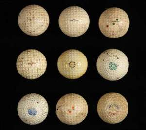 Spalding Balls from PBA Galleries Auction