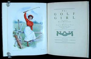 The Golf Girl from PBA Catalogue