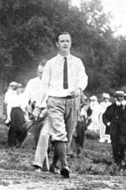 Jerome Travers 1915 Open