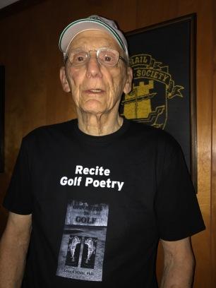 Recite Golf Poetryh